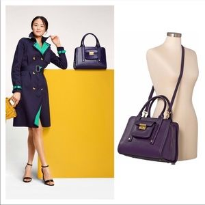 🆕 3.1 Phillip Lim Target Purple Satchel Handbag